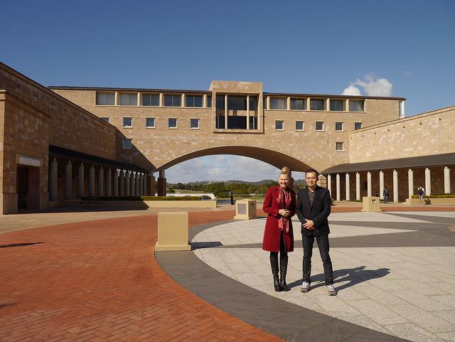 Visiting Bond University
