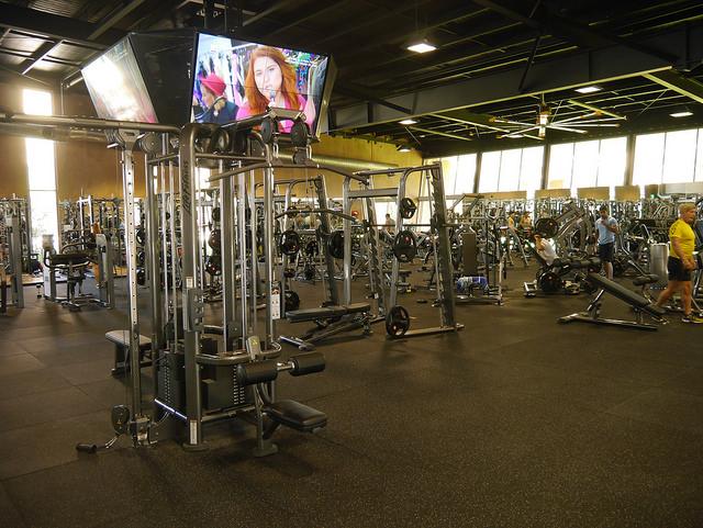 bond university sport gym