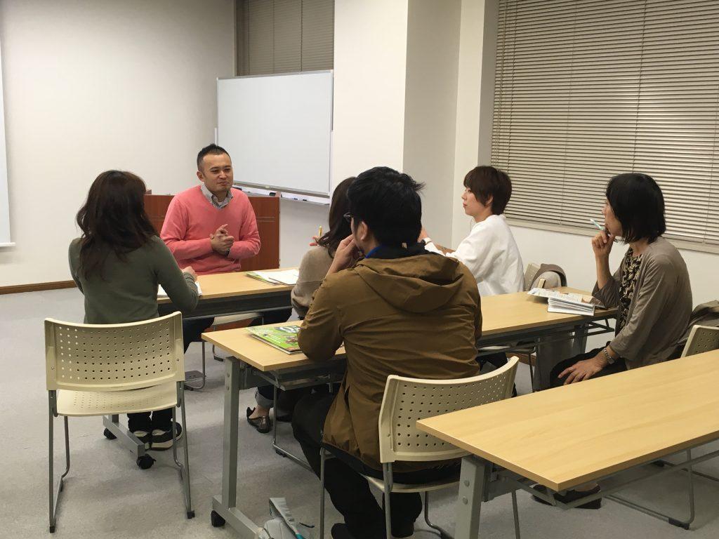 北海道留学センター 座談会